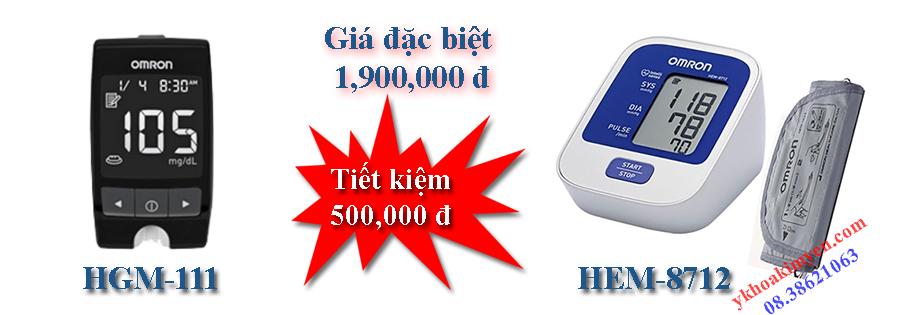 Khuyến mãi cuối năm HGM-111 và HEM-8712