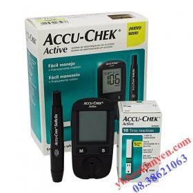 Máy đo đường huyết Accu-Chek Active 2015