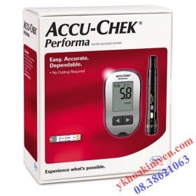 Máy đo đường huyết Accu-Chek Performa 2015
