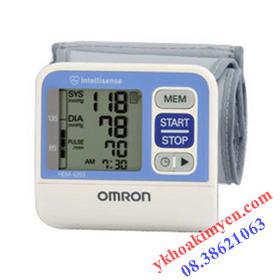 Máy đo huyết áp HEM-6203