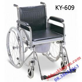 Xe lăn bô dở nắp KY-609