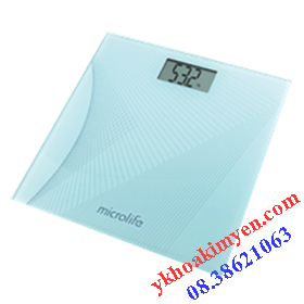 Cân sức khỏe điện tử Microlife WS60A